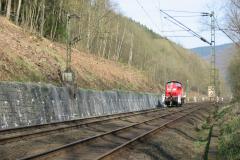 Consolidamento versanti scarpate ferroviarie