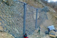Barriere paraschegge consolidamento versanti
